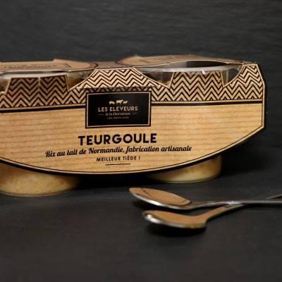 Teurgoule canelle en pot
