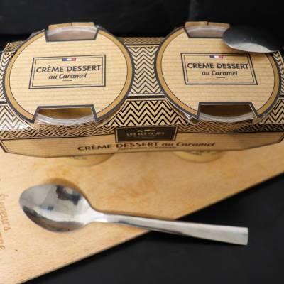 Crème dessert caramel 2x 110g