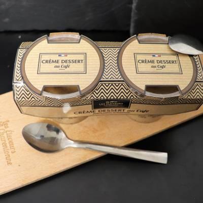 Crème dessert café 2x 110g
