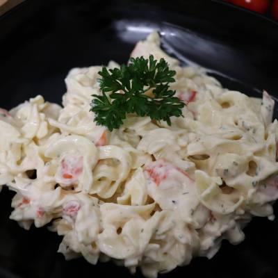 Salade Marco Polo