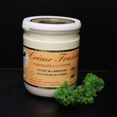 Crème fraîche 40cl