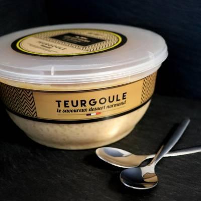 Teurgoule au calvados (pot de 750 g)