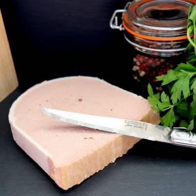 Pâté de foie (tranche) 300g