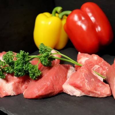 Sauté de porc épaule/pointe (barquette)