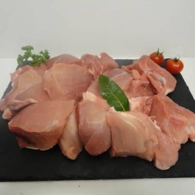 Sauté de porc (caissette)