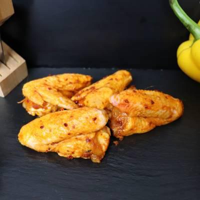 Ailes de poulet mexicaine