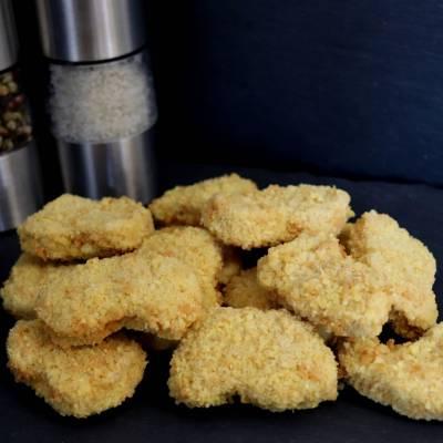 Nuggets de volaille panés