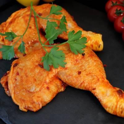 Cuisse poulet mexicaine x6