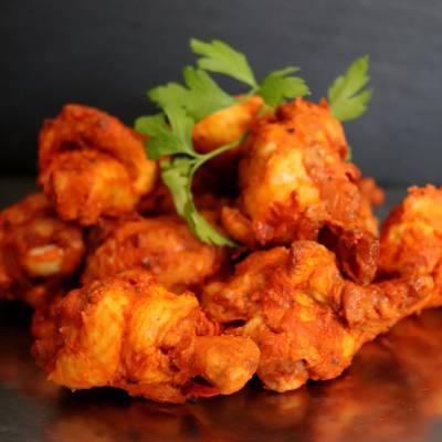 Grignottes de poulet à la mexicaine
