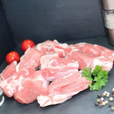 Sauté d'agneau sans os** (épaule)