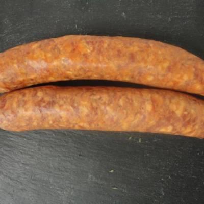 saucisse de Montbeliard x 2